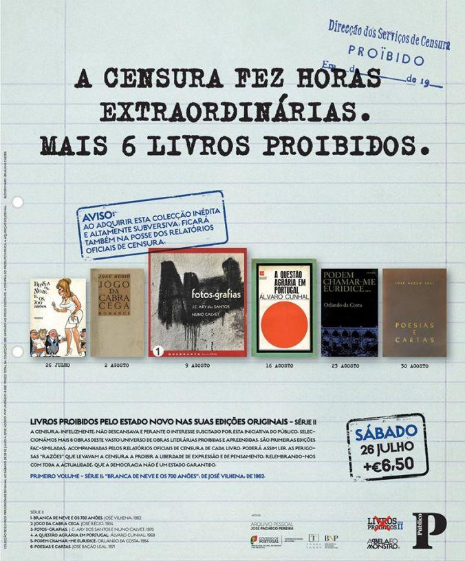 livros proibidos